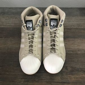 f0abe30ae3935 adidas Shoes - Adidas Ortholite La Marque Aux 3 Bandes Hightop